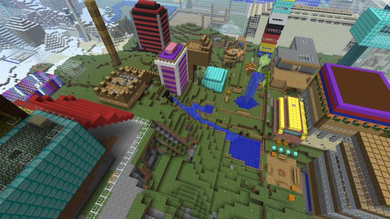 Скачать Minecraft PE 1.1.3 на андроид - МСПЕ 1.1.3.52 ...